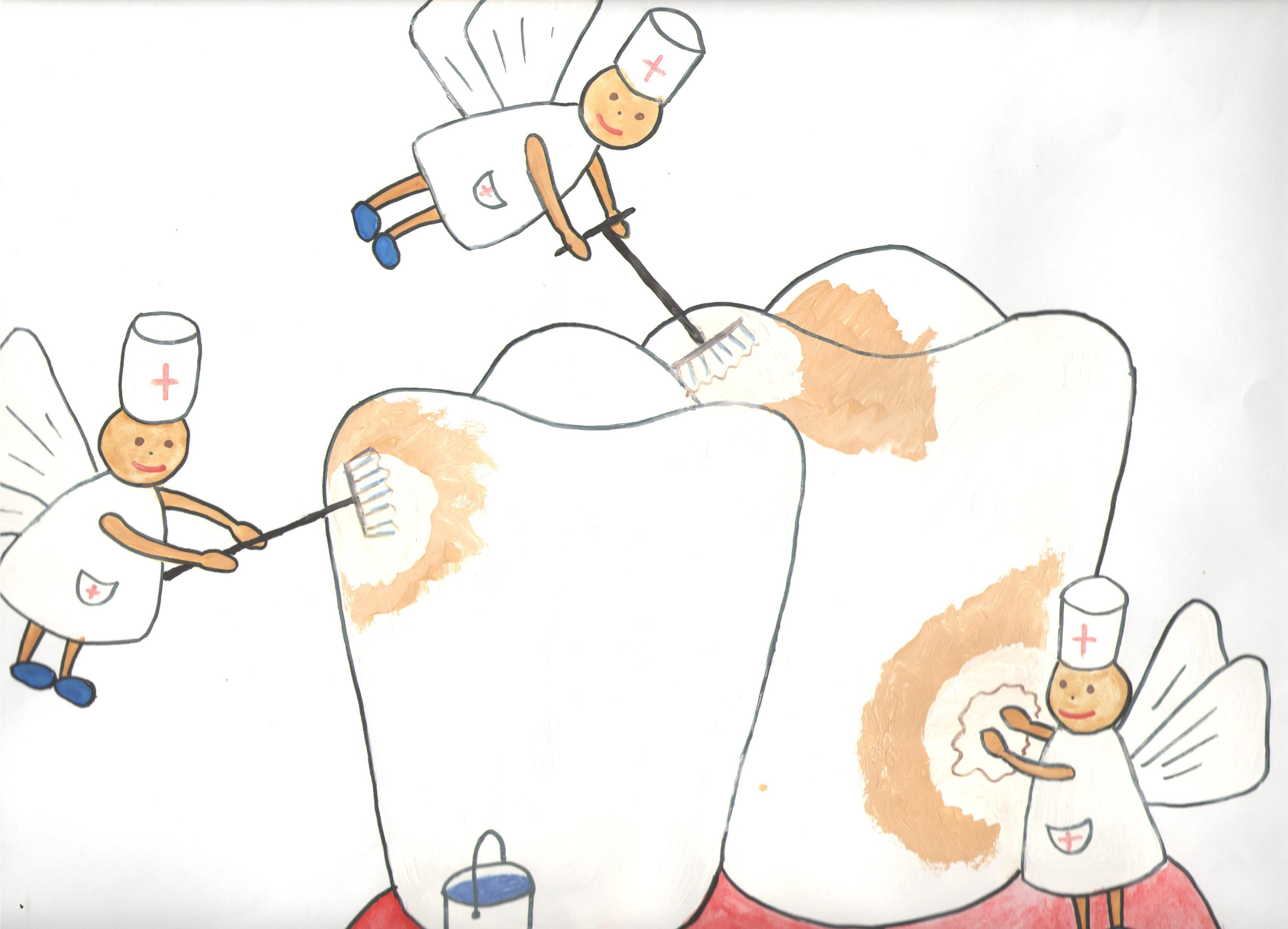 Картинки для детей стоматолог